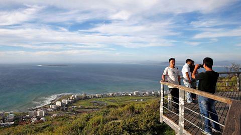 Cape Town kian jadi destinasi bertaraf dunia