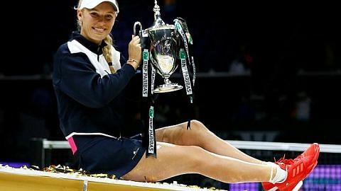 Wozniacki juara lepas tundukkan Venus