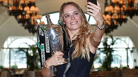 POS FINAL WTA @ SINGAPURA Saingan bagi S'pura jika mahu terus jadi tuan rumah kejohanan tenis elit