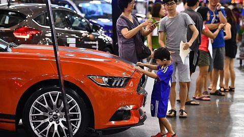 Lebih 1,700 kereta dan kenderaan komersial dijual dalam Cars@Expo