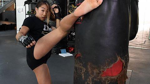 Hubungan unik jalin ikatan cinta srikandi MMA