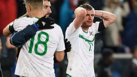 Ireland Utara dihantui 'penalti kontroversi', Swiss dan Croatia jamin tempat ke Russia