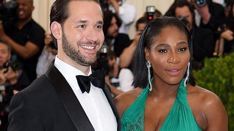 Serena kahwin dalam majlis gah penuh rahsia