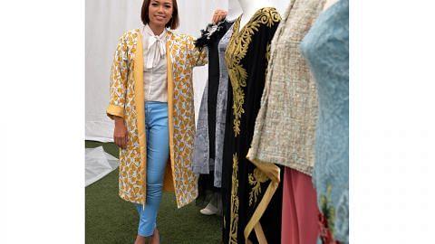 Pereka fesyen, cef sumbang dana dengan melelong hasil ciptaan ACARA PENGUMPULAN DANA BAGI DANA AMANAH PENDIDIKAN (ETF) MENDAKI