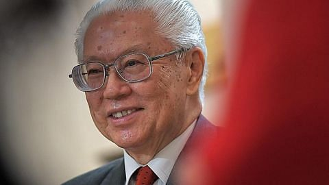 Dr Tony Tan dilantik pengarah dan penasihat khas GIC
