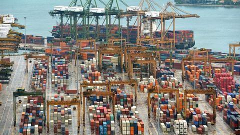 EKONOMI Eksport diramal tumbuh lebih tinggi tahun ini, naik 6.5-7%