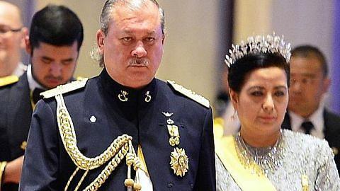 Sultan Johor gesa pemimpin Melayu M'sia bersatu, fikir masalah bangsa