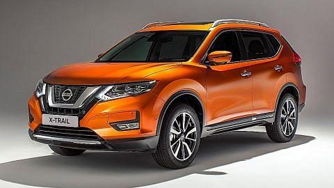 Nissan X-Trail penuh ciri mesra keselamatan