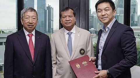 Badan Olimpik Kemboja, SNOC jalin kerjasama
