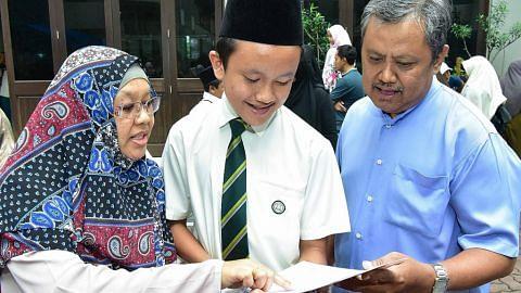 Tekun belajar, hormati guru dan doa antara amalan