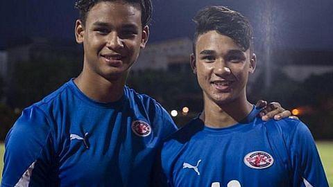 Irfan, Ikhsan ingin cuba nasib bersama kelab Eropah