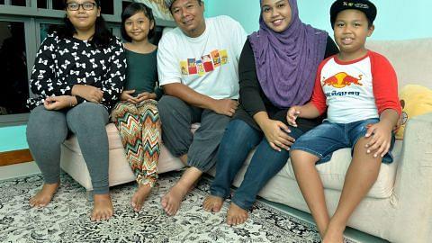 Bantuan sementara bantu keluarga bangkit daripada kesulitan hidup