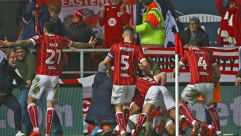 Lepas MU, Bristol sasar kemenangan lebih sensasi ke atas Man City