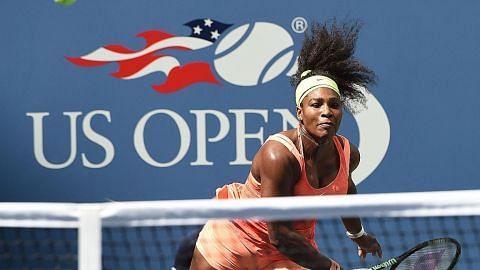 Serena Williams beraksi semula di kejohanan Abu Dhabi