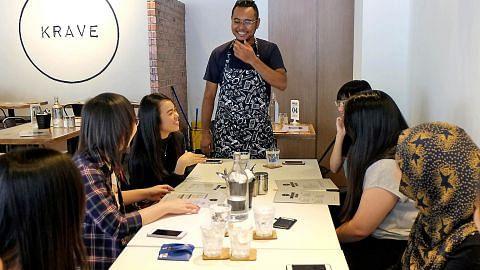 Cef Krave buat perubahan pada menu untuk pikat pelanggan
