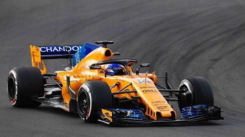 FORMULA SATU Alonso sasar kemenangan buat McLaren