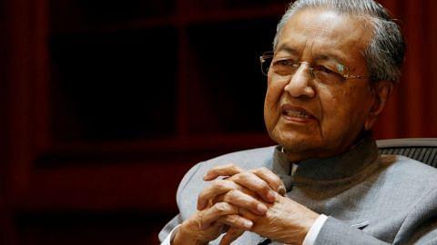 Mahathir: Nilai wajar ringgit RM3.80 bagi sedolar AS