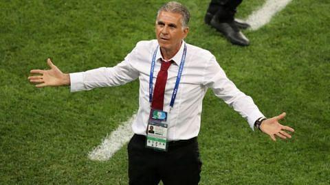 Queiroz, portugal, iran, world cup