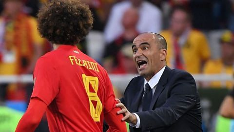Martinez tidak gentar Belgium hadapi laluan sukar