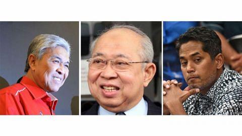 Tinjauan: Saingan sengit antara Zahid dan Ku Li bagi jawatan presiden