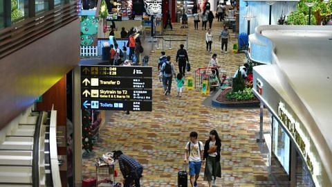 Powder restrictions on hand luggage affect travellers on over 30 flights to and from Singapore