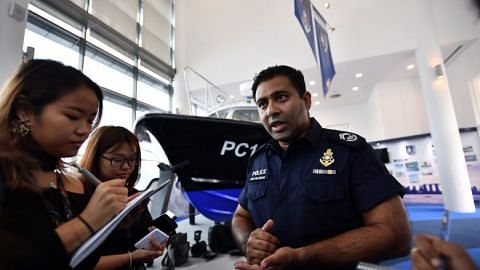 All 45 aboard Indonesia-flagged ferry stranded off Pulau Tekong rescued by Police Coast Guard