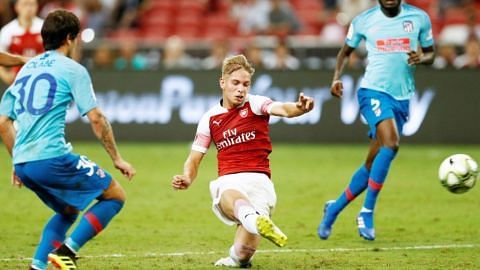 Pasukan muda Atletico tundukkan Arsenal