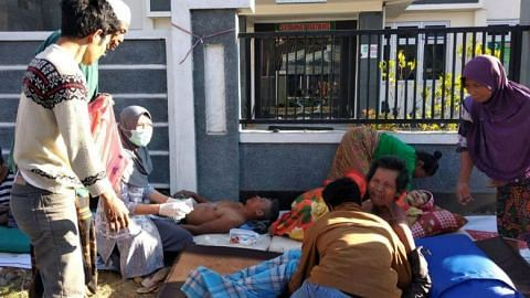 3 killed after powerful 6.4-magnitude earthquake strikes off Indonesian island of Lombok