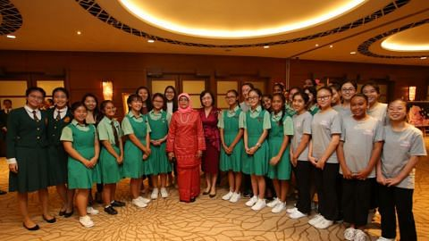 TANJONG KATONG GIRLS SCHOOL 65TH ANNIVERSARY AND FUND-RAISING DINNER 2018