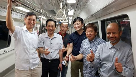 Former chief of defence force Neo Kian Hong starts as new SMRT head
