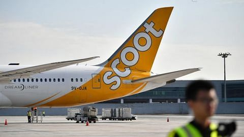 Scoot raises fares by between $5 and $30 due to higher fuel costs
