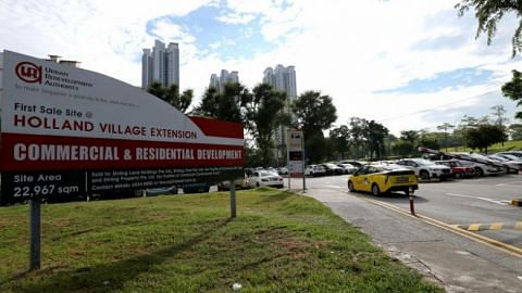 Holland Village carpark to close for development