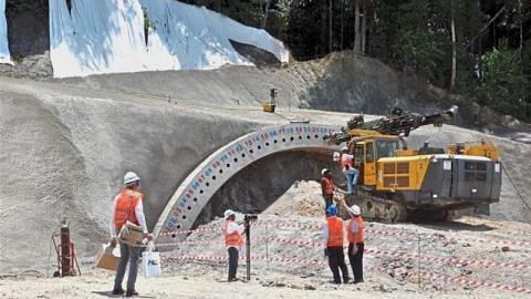 East Coast Rail Link and pipeline projects with China cancelled for now: Malaysian PM Mahathir