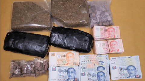 SEVEN ARRESTED, MORE THAN QUARTER MILLION OF DRUGS SEIZED
