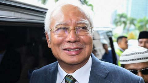 Former Malaysian PM Najib Razak arrested by anti-graft agency, to be charged on Thursday 20 September 2018