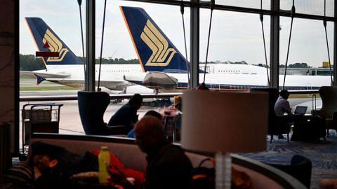 SIA plane hits aerobridge at Changi Airport, all 272 passengers and 12 crew on board unhurt