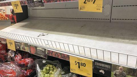 Australia PM Scott Morrison says strawberry sabotage akin to 'terrorism'