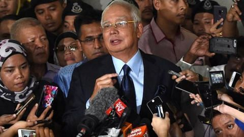 Malaysia's ex-PM Najib posts RM1m of RM3.5m bail following latest 1MDB-related charges