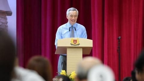 Taking up citizenship a two-way process: PM Lee