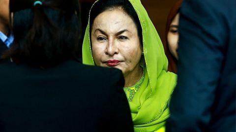 Rosmah arrested by MACC