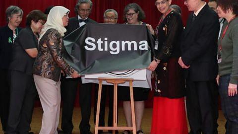 President's Challenge 2019 to focus on mental health, says President Halimah