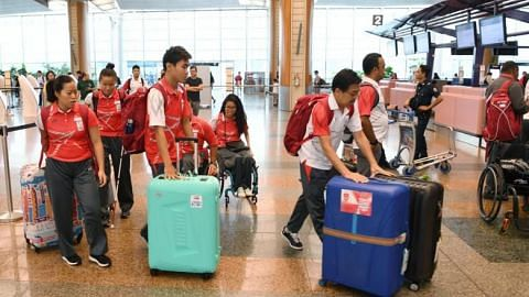 Para sports: Team Singapore athletes eager to perform at Asian Para Games