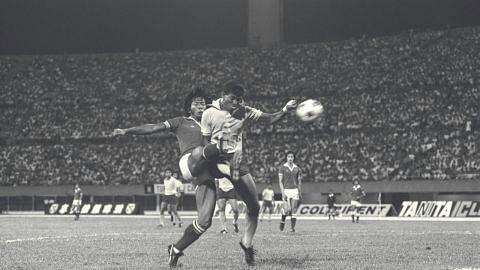 Legenda bola sepak negara Arshad Khamis meninggal
