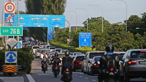 Singapore will match Malaysia's move to scrap bike tolls for Second Link in January 2019