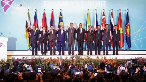 Asean Summit will see region's leaders discuss ways to take grouping forward
