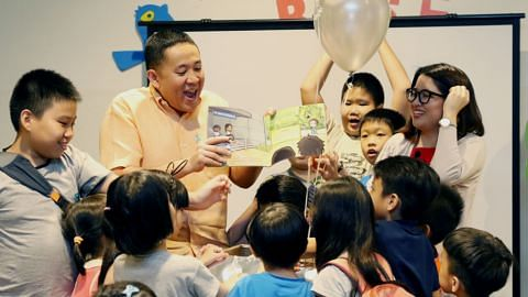 CNB launched book for children