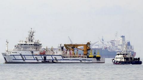Workers' Party expresses 'grave concern' over Singapore-Malaysia maritime dispute