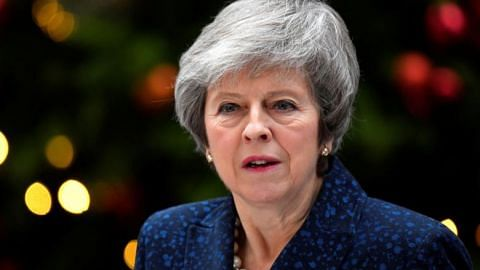 Conservative lawmakers trigger no-confidence vote over Brexit, PM Theresa May says she'll fight challenge
