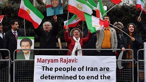 Teheran: Musuh-musuh sebabkan rusuhan