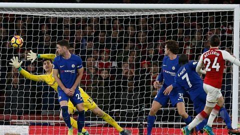 Bellerin selamatkan Arsenal daripada kekalahan